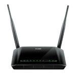 مودم روتر +ADSL2 دی لینک مدل DSL-2740U