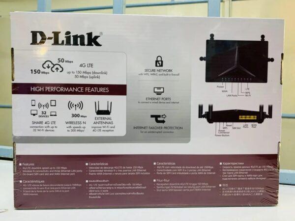 مودم دی لینک m920 D-link M920